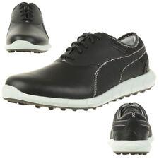 Puma Ignite Golf Spikeless Damen Golfschuhe Golf Leder schwarz 189109 03