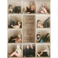 SUPER JUNIOR 6th Album SEXY, FREE & SINGLE Type B CD Sealed SUJU K-POP