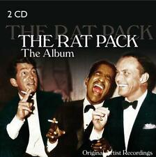 The Rat Pack  - The Album     2 CD SET NEU OVP