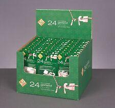 Premier Decorations Pack 24 Garland Hook with Adhesive Pad Hang Christmas Decs