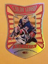 1997-98 Donruss Color Guard Die Cut Promo #15 Mike Richter #/1500 NY Rangers🔥🔥