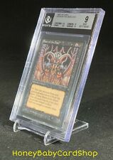 MTG The Dark 1994 Eater of the Dead BGS 9.0Q++ (Quad++) Mint Old School 93/94