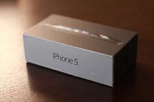 ***NEW IPHONE 5 16GB BLACK VERIZON APPLE 5 16 GB CDMA!***