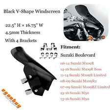 For Suzuki Boulevard Wind Screen Motorcycle Wind Deflector M50 M90 13-16 M109R