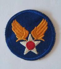 Patch de bras US Air Force D-Day cut Edge WWII - 100% ORIGINAL