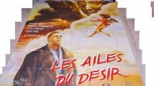 wim wenders LES AILES DU DESIR !  affiche cinema geante 240x320cm peellaert