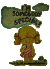 VINTAGE 70's I'M SOMEBODY SPECIAL!  IRON ON TRANSFER