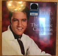 Elvis Presley The Classic Christmas Album Walmart Exclusive Still Sealed