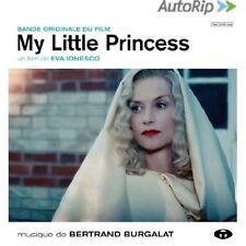 My Little Princess (Bande originale du film) CD Bertrand Burgalat