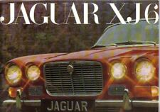 Jaguar XJ6 2.8 & 4.2 litre Mk 1 Original UK Sales Brochure 1968-71 No Pub. No.