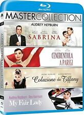 Audrey Hepburn Master Collection (4 Blu-ray) Paramount