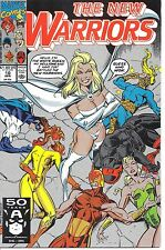 Marvel #010 - Apr 91 - The New Warriors -5.0 - Used