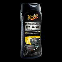Meguiars Ultimate Black Plastic Restorer - 12 oz