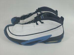 Vintage (1999) Nike Air SIX453 Sneakers White Blue Black Mens Size 11.5