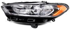 OEM Ford Fusion Left Driver Side Halogen Headlamp Lens Wear DS7Z13008B