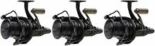 3 x Penn New Affinity II 8000LC Live Liner Fixed Spool Spinning Sea Fishing Reel