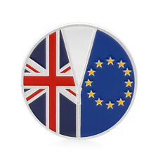 2016 Cook Islands Brexit Silver Plated Collection Commemorative Coins Physical