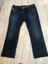 Vintage DIESEL Dark Wash Denim Jeans W36 L31