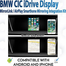 BMW CIC iDrive CarPlay AirPlay MirrorLink android iPhone compatible Full Kit