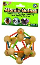 New listing Ware Atomic Nut Ball For Small Animals Assorted