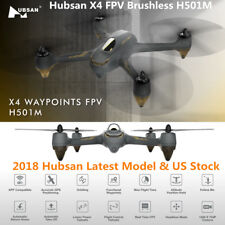 2018 Hubsan H501M RC Quadcopter X4 WIFI FPV Brushless GPS Drone 720P HD Camera