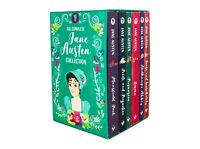 The Complete Jane Austen 6 Books Young Adult Collection Paperback By Jane Austen