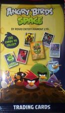 60 Packs x NEW Angry Birds Space Trading Cards Party Lucky Loot Toys Bag Pinata