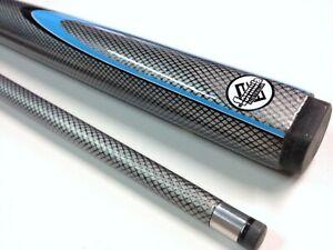 """NEW SILVER 57"""" Inch FSA Graphite Pool Snooker Billiard Cue Stick Man Cave Gift"""