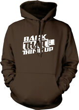 Back That Thing Up USB Nerd Geek Humor Funny Computer Joke Hoodie Pullover