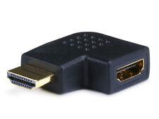 Da HDMI maschio a femmina Adattatore Angolato Destra 90 gradi