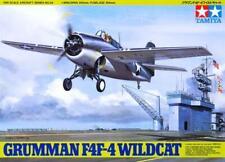 Tamiya Grumman F4F-4 Wildcat 1:48 Scale #61034