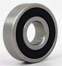 6mm OD 15mm Width 5mm MR696-ZZ Radial Ball Bearing Double Shielded Bore Dia
