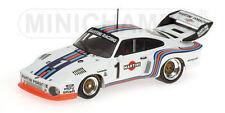 1:43 Minichamps Porsche 935 Martini-Stommelen/schurti-nurburgring 1976 #1