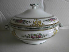 Wedgwood W595 1st Quality Columbia - Covered Vegetable Tureen Dish