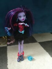 MONSTER HIGH JANE BOOLITTLE - GLOOM & BLOOM DOLL