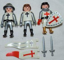 Playmobil  6381 3 Hawk Knights Soldiers NEW