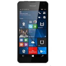 "Microsoft Lumia 650 silber schwarz 16GB T-Mobile LTE Windows Smartphone 5"" 8MPX"