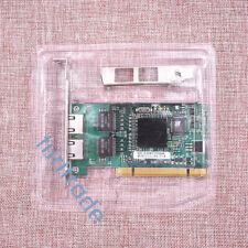 New Intel PWLA8492MT Chipset (82546) Pro Dual Port Gigabit PCI Lan Adapter US