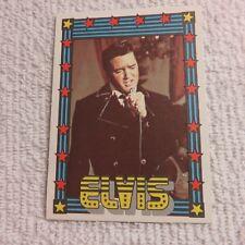 1978 Monty Gum - ELVIS PRESLEY - Club Card From Holland - (Blank Back) - Card #3