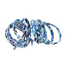 Liberty of London Blue Print 4mm Cotton Ribbon Cord Checkmate - 1 Metre (K40/3)