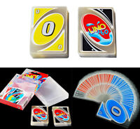 Card game brand new waterproof creative UNO children's toy game card