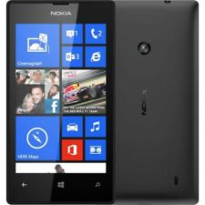 Sealed Nokia Lumia 520 Windows 8GB 3G 4 inch Smartphone Unlocked