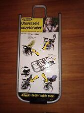 Steco Universal E-Bike Halterung für Kindersitze Silber / original eingepackt