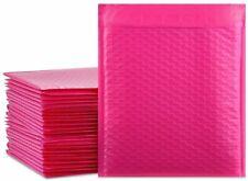 5 105x 155 Poly Bubble Mailers Shipping Mailing Padded Bags Envelopes Color