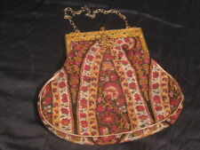 Fabric Clutch Vintage Bags, Handbags & Cases