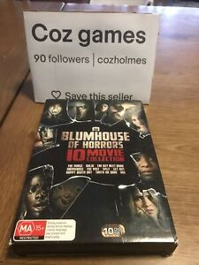 Blumhouse of Horrors 10 Movie Collection The Purge/Ouija/The Boy Next Door/MA