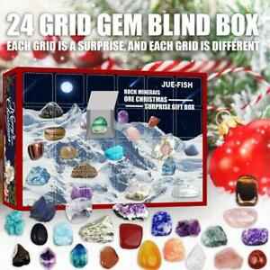 24 Grids Christmas Creative Gift Christmas Atmosphere Blind Box Ore Gift Box
