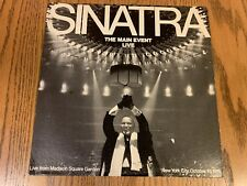 Frank Sinatra - The Main Event Live (1974 Reprise Records) FS 2207