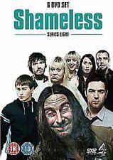 SHAMELESS - Series 8 Complete 8th Eighth Season Brand New Sealed UK Region 2 DVD