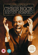 Chris Rock: Never Scared [2005] (DVD)